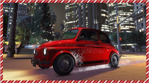 GTA Online : La distribution de cadeaux a déjà commencé
