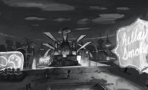 Psychonauts 2 partage de nouveaux artworks