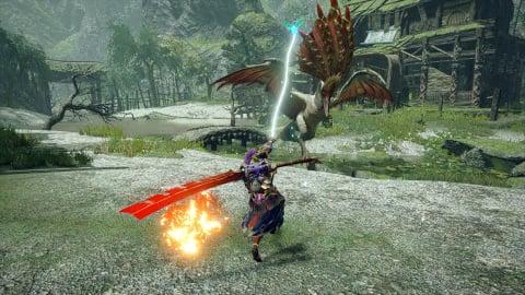 Monster Hunter Rise : Le réalisateur révèle les armes préférées des joueurs durant la démo