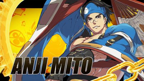 Guilty Gear Strive : Anji Mito se dévoilera pour le réveillon