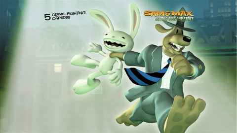 Sam & Max : Beyond and Time Space Remastered