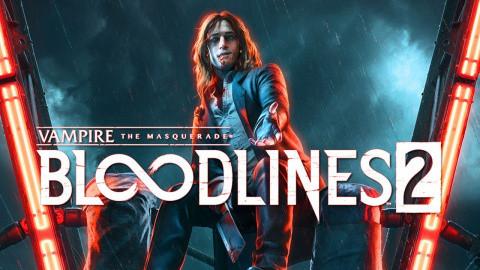 Vampire : The Masquerade - Bloodlines 2 sur PS5