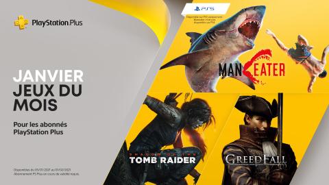 PS Plus : ne ratez pas les jeux PS4 et PS5 inclus de janvier 2021