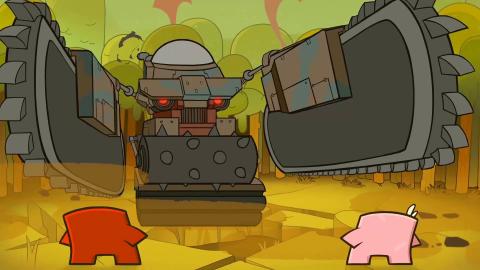 Super Meat Boy Forever : Une suite trop différente qui se viande ?