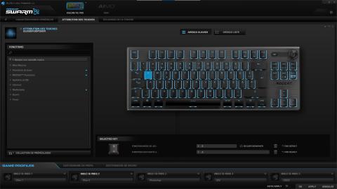 Test du clavier Roccat Vulcan TKL PRO : L'efficacité de l'optique en format compact