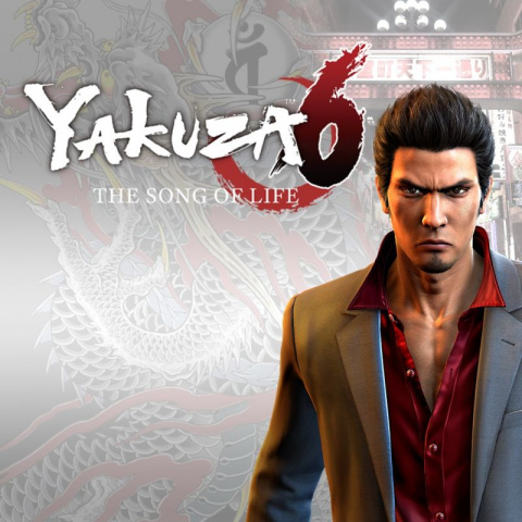 Yakuza 6 : The Song of Life sur ONE