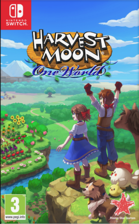 Harvest Moon : One World sur Switch