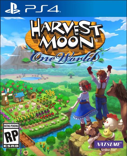 Harvest Moon : One World