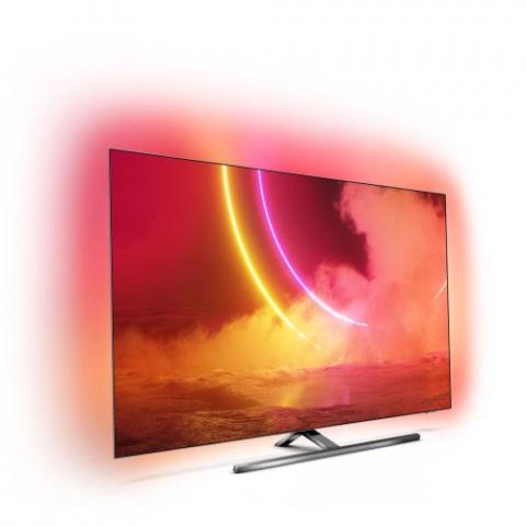 Soldes Philips : TV Oled 855 4K en réduction de 17%
