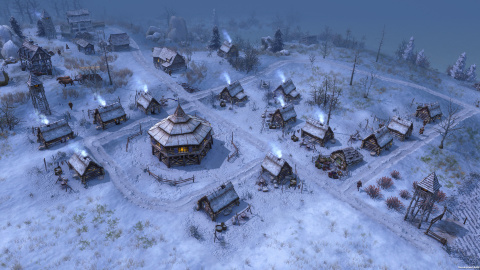 Farthest Frontier : le jeu de Crate Entertainment (Grim Dawn) se montre en images