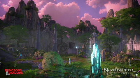 Neverwinter - Le premier épisode de l'extension Sharandar se trouve une date de sortie