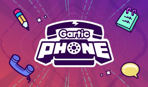 Gartic Phone sur Web