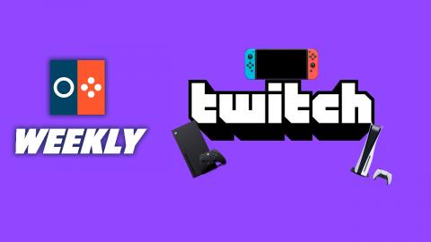 Twitch, Switch, Cyberpunk 2077... Weekly JVCOM #17