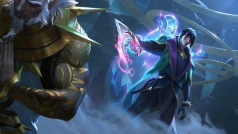 Legends of Runeterra - Aphelios débarquera en jeu le mois prochain