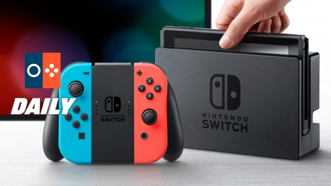 La Switch a écrasé la concurrence en 2020