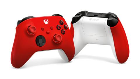 Xbox : La manette sans fil Pulse Red est disponible en précommande