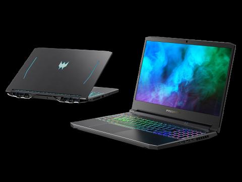 CES 2021 : Acer dévoile ses PC portables avec GPU GeForce RTX 3000