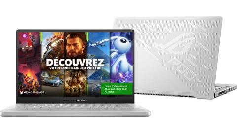 PC portable Gaming Asus ZEPHYRUS G14 en promotion de 22%