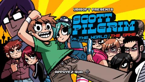Scott Pilgrim vs. The World : L'auteur du comics revient sur les DLC annulés