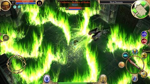 Titan Quest Legendary Edition annoncé sur mobile pour le 2 février