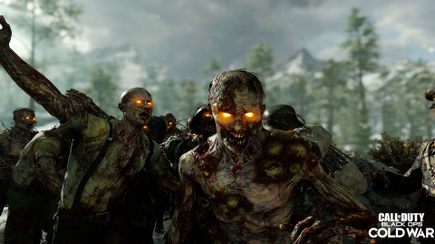 CoD : Black Ops Cold War + Warzone - Le patch de mi-saison est disponible