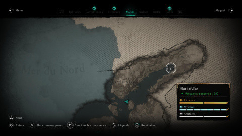 Assassin's Creed Valhalla, marteau de Thor : comment obtenir Mjöllnir, l'arme légendaire ?