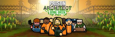Prison Architect : Going Green sur PS4