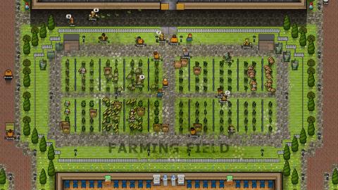 Prison Architect : Going Green - Une nouvelle extension dédiée à l'agriculture