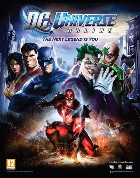 DC Universe Online sur PS5