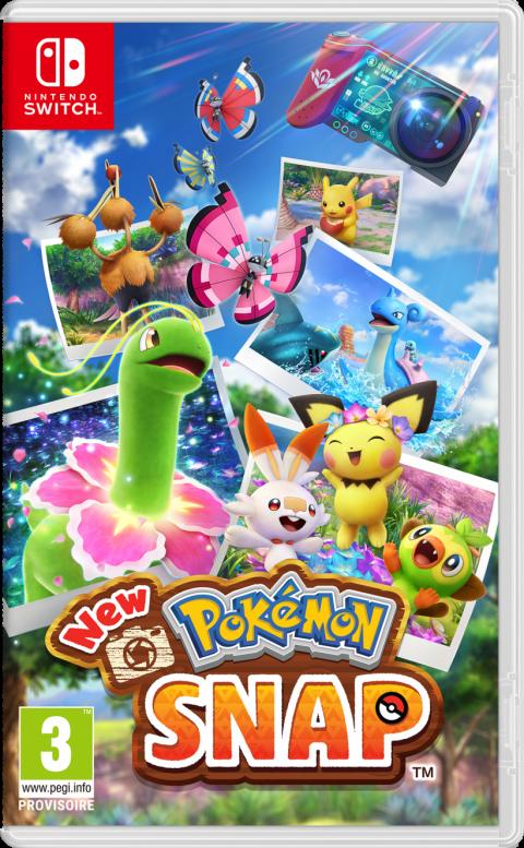 Promo Canon : -25% chez Auchan sur la précommande de New Pokémon Snap