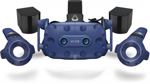Soldes HTC : Le casque VR HTC Vive en réduction de 50%
