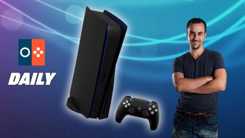 PlayStation 5 noire : cette fois, c'est la bonne !