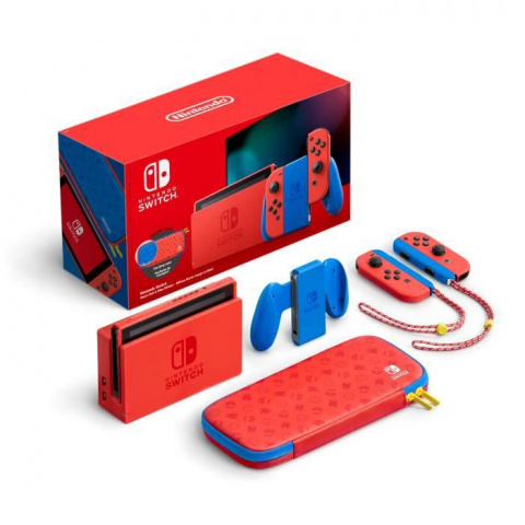Soldes Hiver : Les meilleures offres Nintendo Switch