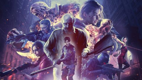 RE:Verse : Un Shooter multijoueur dans l'univers de Resident Evil