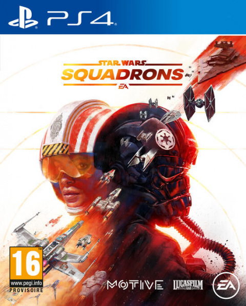Star Wars - Squadrons à moins de 20€