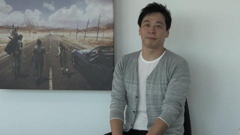 Hajime Tabata (Final Fantasy XV) travaille sur une expérience de voyage virtuel pour All Nippon Airways