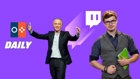 Twitch : Samuel Étienne et France Television, une réussite !