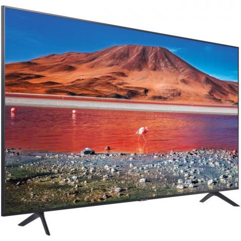 Promotion Samsung : la Samsung Smart TV  LED UHD 43 pouces à moins de 370€