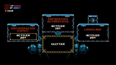 Cyber Shadow : Le ninja old school à la sauce cyberpunk frappe fort !