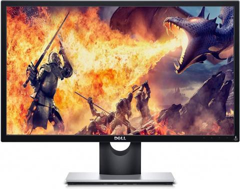 """Soldes Dell : l'écran PC LED 24"""" Full HD AMD Free Sync en réduction à -23%"""