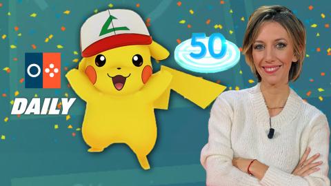 Pokémon GO : nouveau record établi !