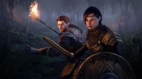 The Elders Scrolls Online : Le pack Flames of ambition est disponible