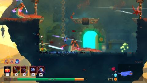 Dead Cells  : Fatal Falls - un nouveau DLC fatalement indispensable