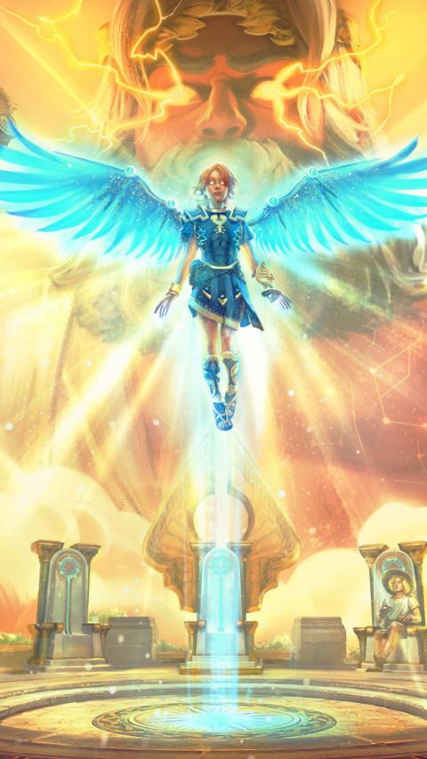 Immortals Fenyx Rising : Un Nouveau Dieu
