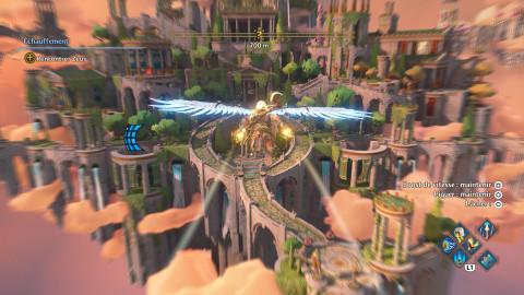 Immortals Fenyx Rising: Un Nouveau Dieu – Un DLC très exigeant