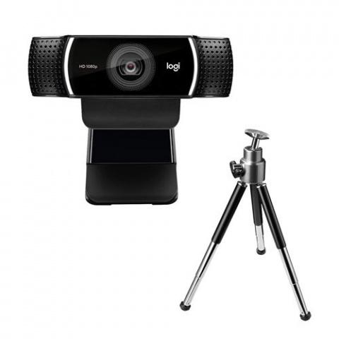 Soldes Logitech : la Webcam C922 Pro Stream en réduction à -27%