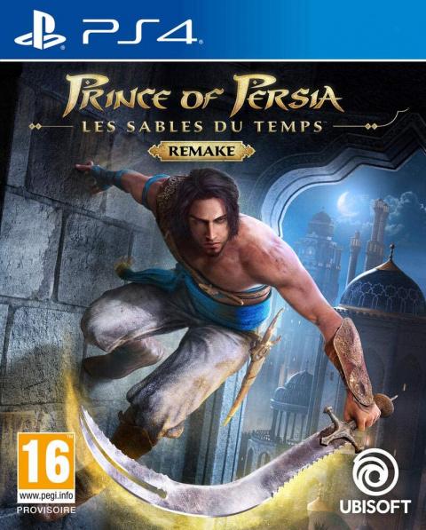 Soldes Prince of Persia Remake -18% sur la précommande