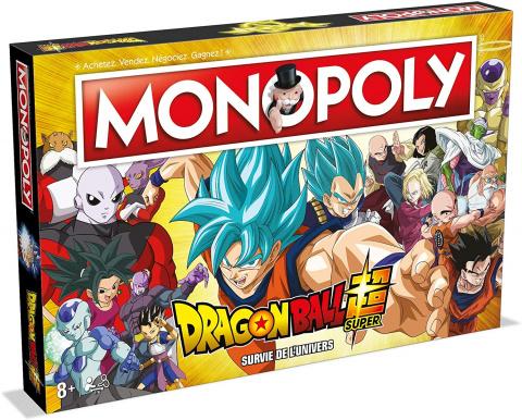 Soldes Monopoly Dragon Ball Z à -50%