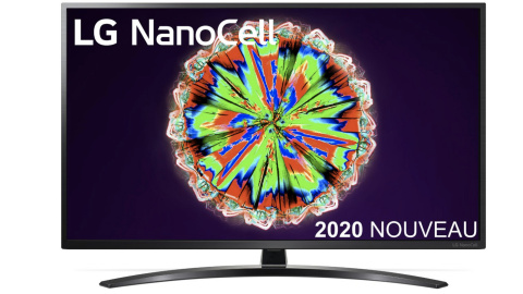 Soldes d'hiver 2021 : 25% de réduction sur le téléviseur LG NanoCell 55 pouces