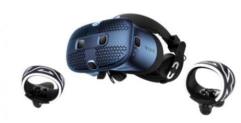 Soldes HTC : 120€ de réduction sur les casques HTC VIVE Cosmos et Elite